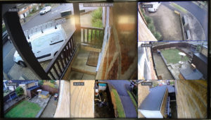 CCTV installers in Bedfordshire